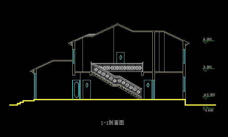 江阴名豪山庄G型别墅