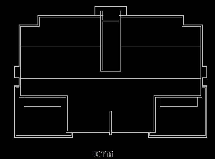 江阴名豪山庄A型别墅