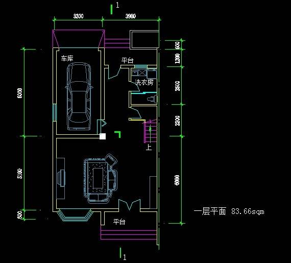 江阴名豪山庄A2型别墅