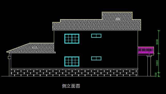 江阴名豪山庄C型别墅