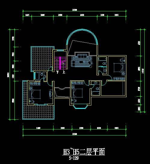 荷塘月色世博城H3-H5型别墅