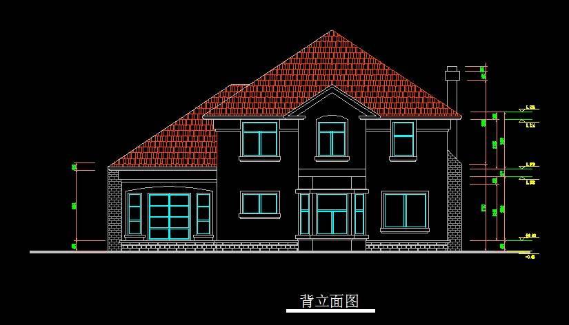 颐和缘B型别墅