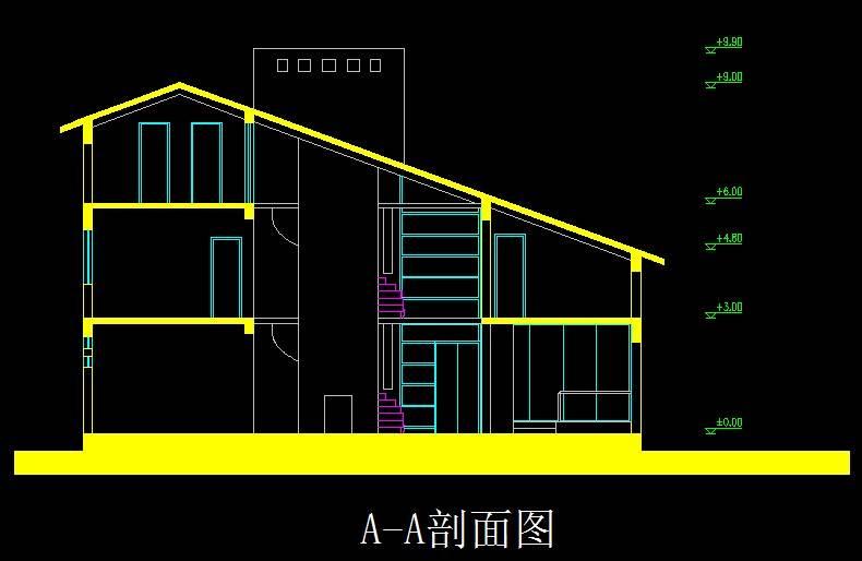 颐和缘E型别墅