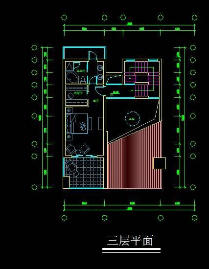 颐和缘A2型现代风格别墅