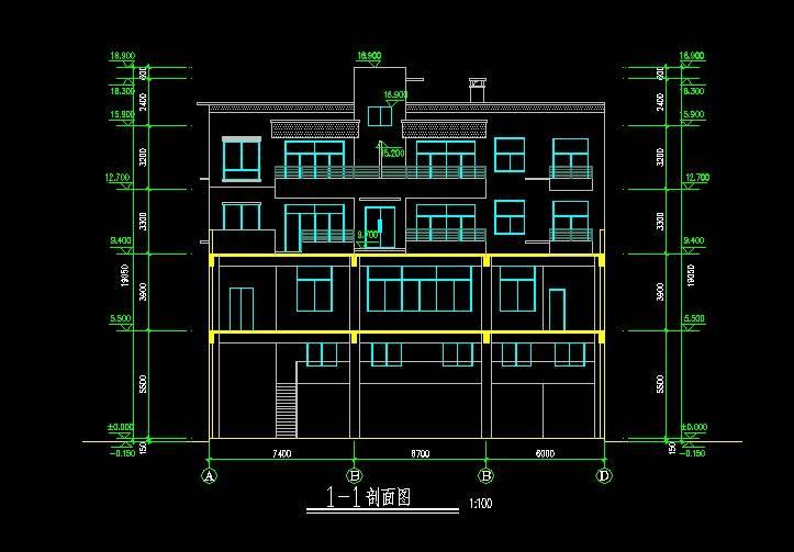 现代风格住宅