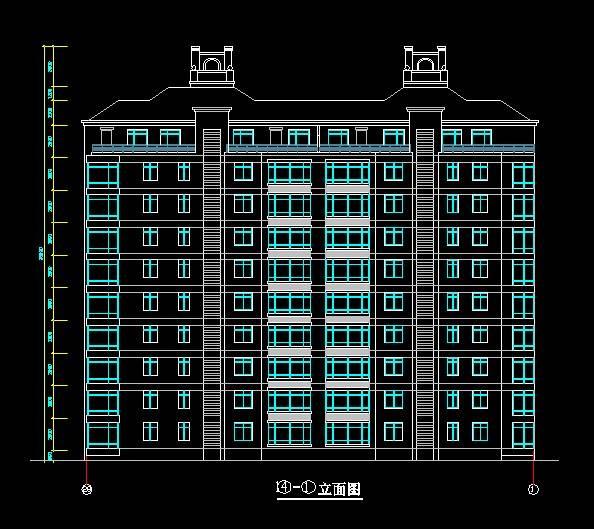 小高层住宅