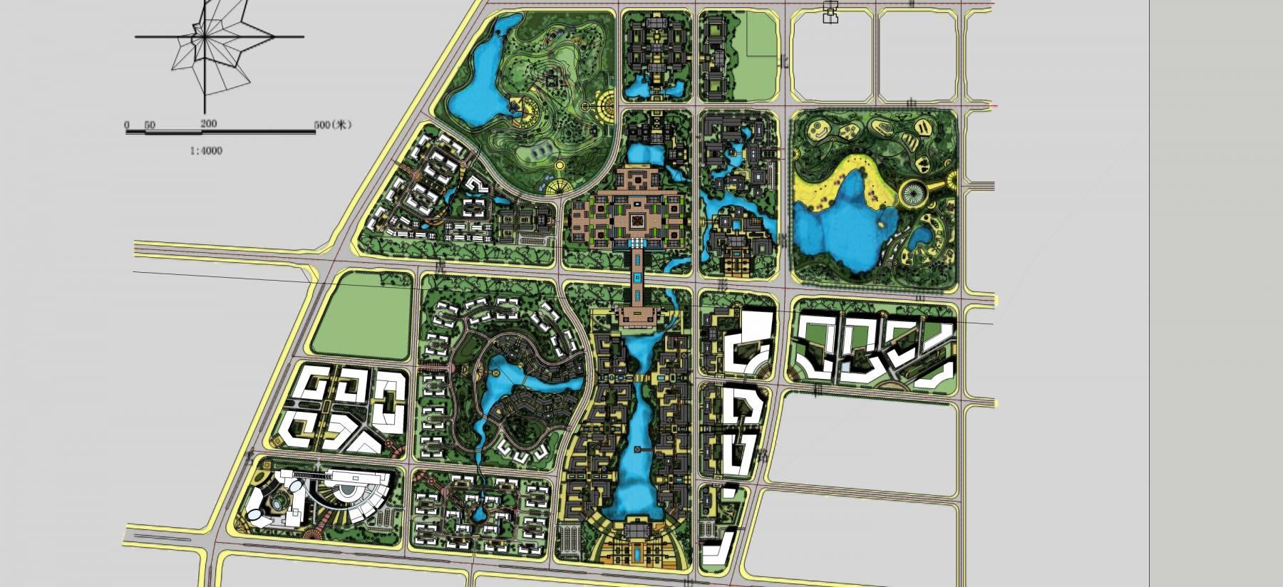 邵阳古城规划