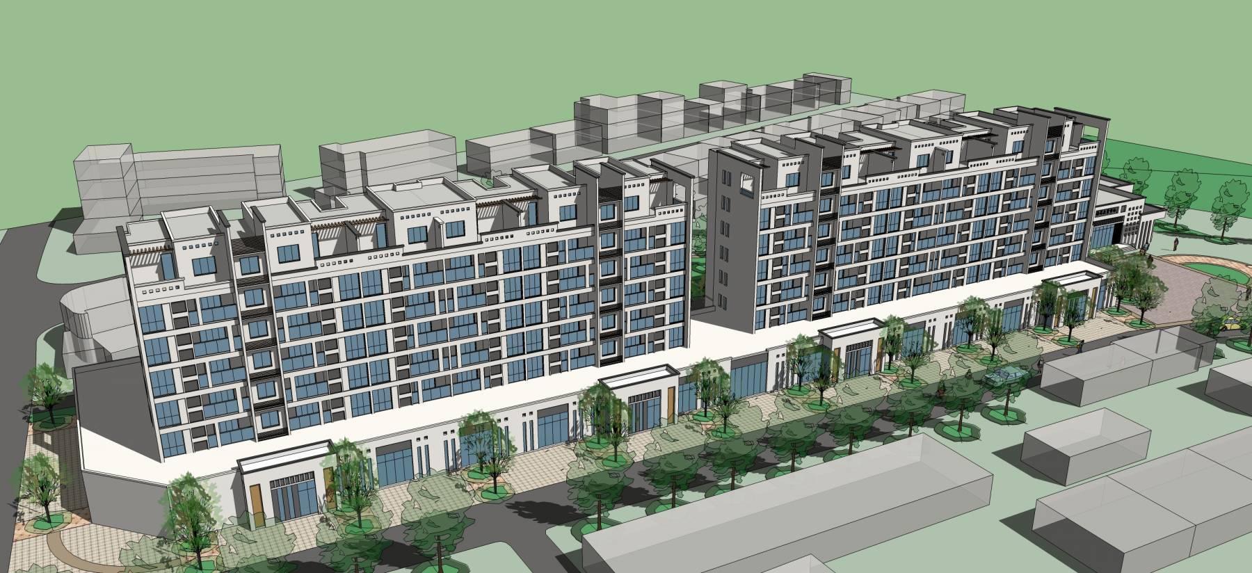 新中式风格住宅