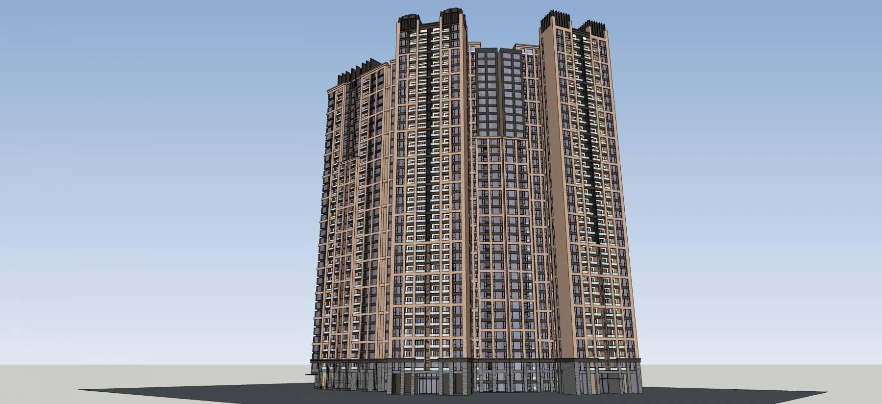 超高层住宅