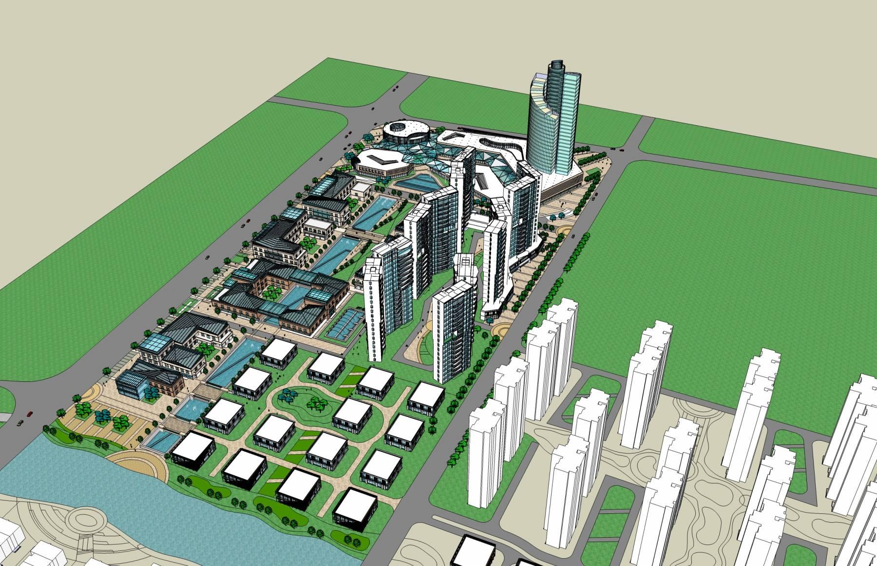 睢宁城市规划