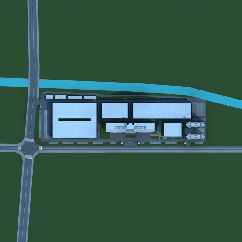 奥威科技厂区