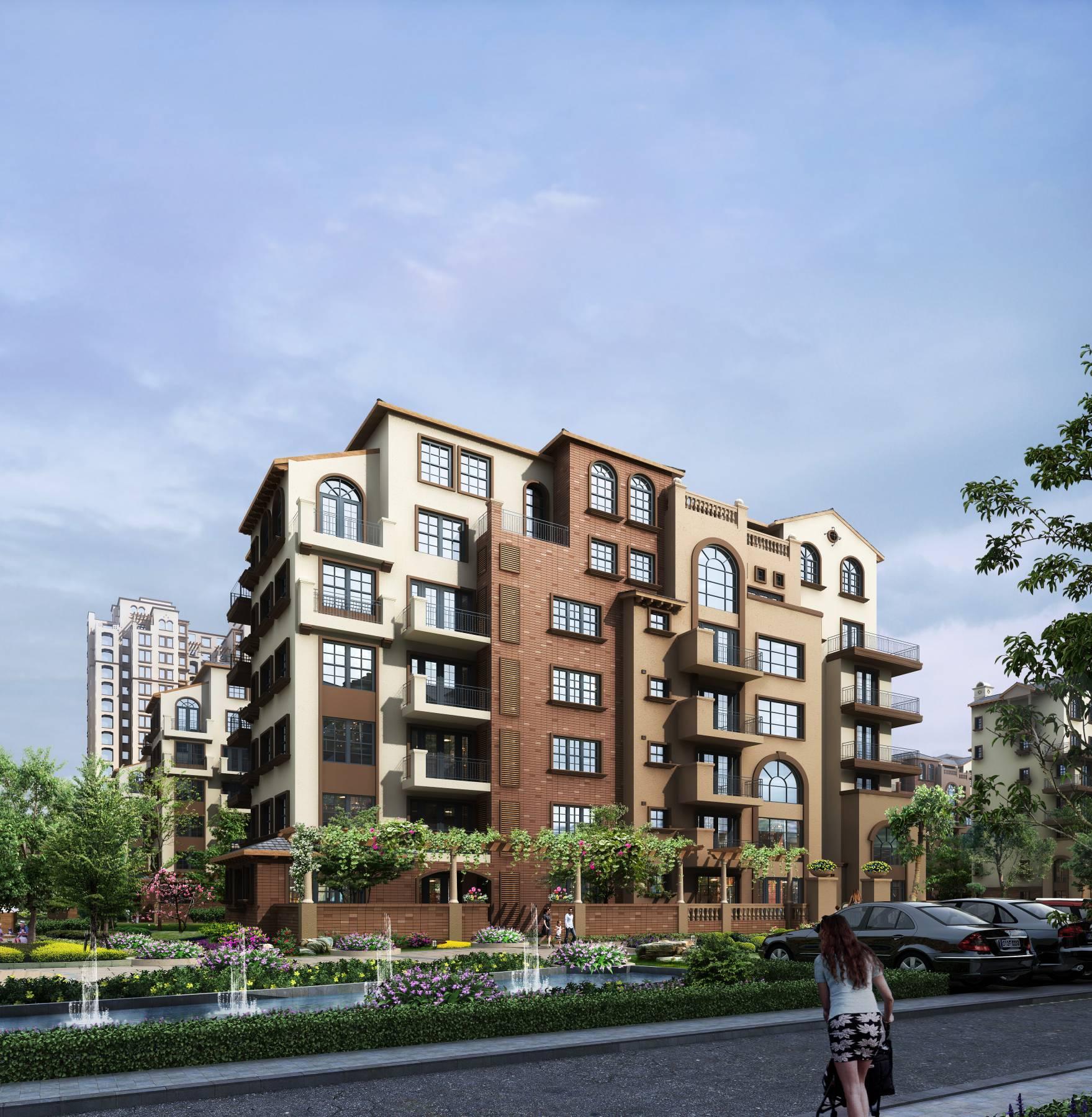 巩义某住宅规划