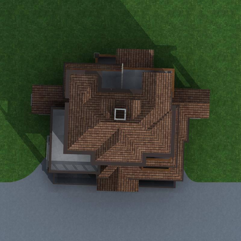 欧式独栋别墅