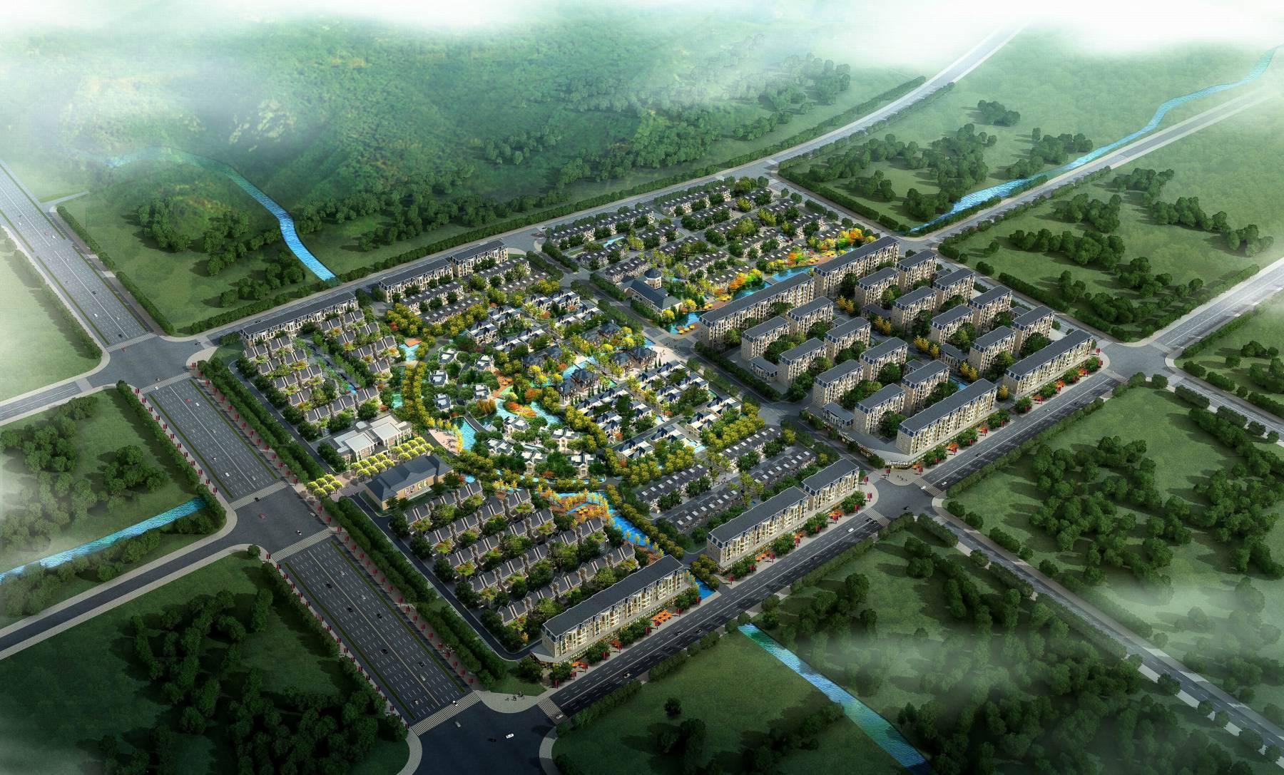 淮南城市规划
