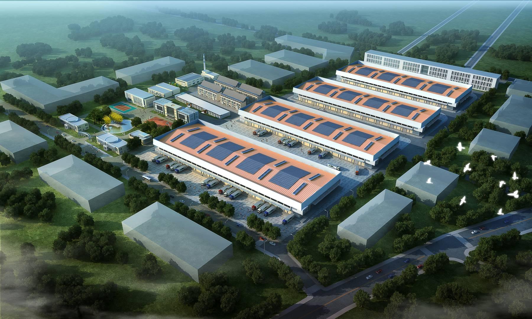黄港新区规划