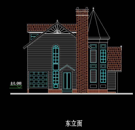 欧式风格别墅