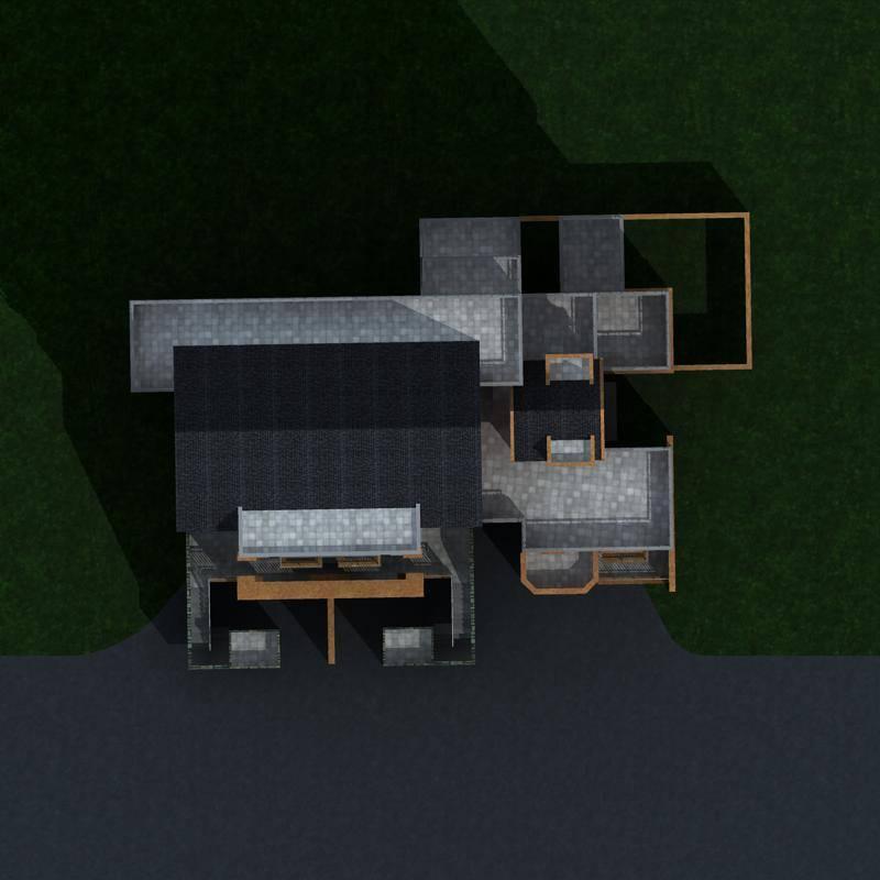 欧式多层花园洋房