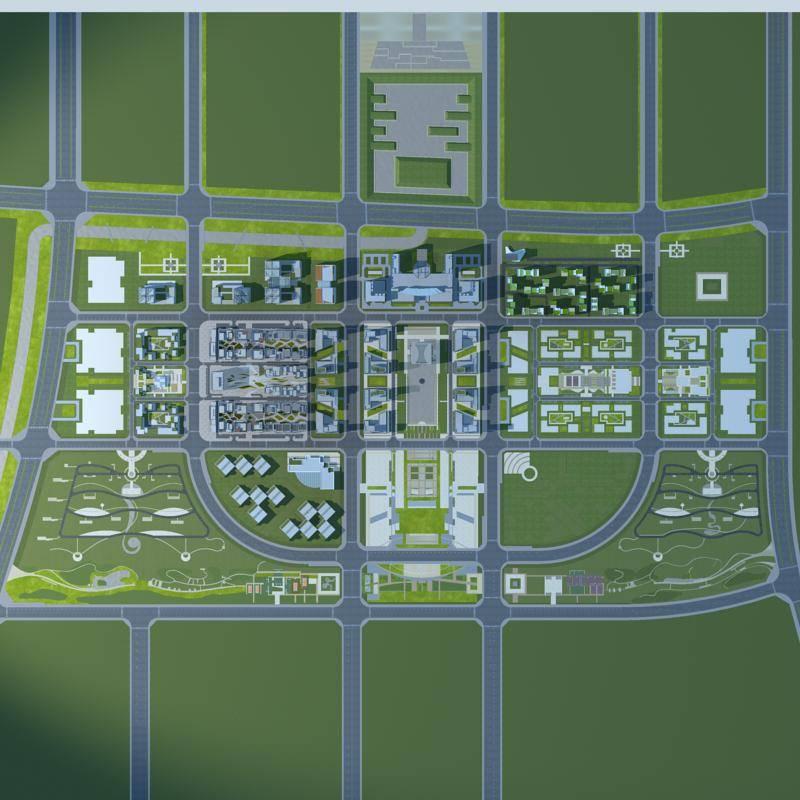 现代产业园区规划