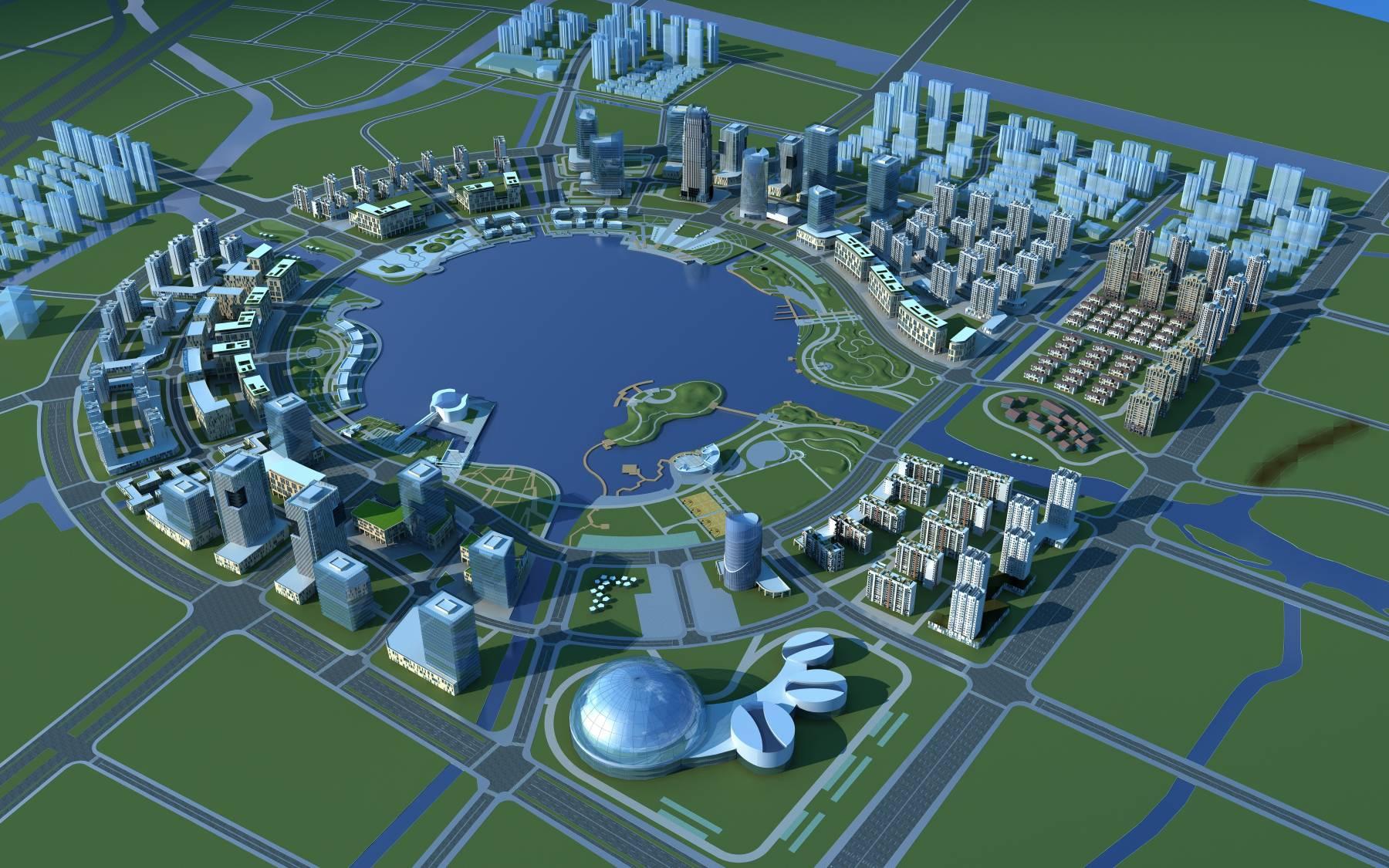 现代城市规划