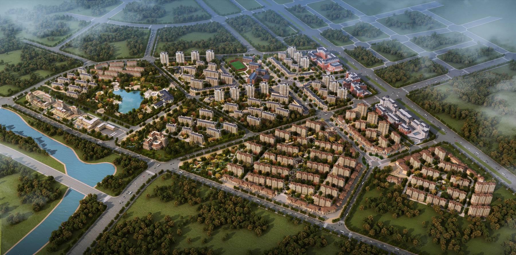 永宁镇规划