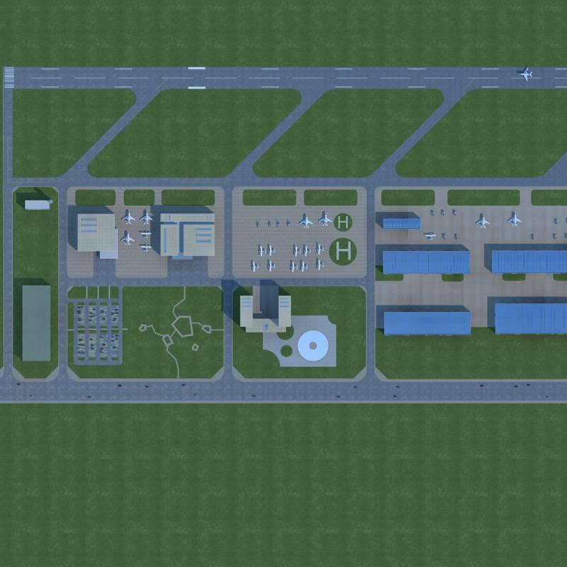 通用飞机厂业园