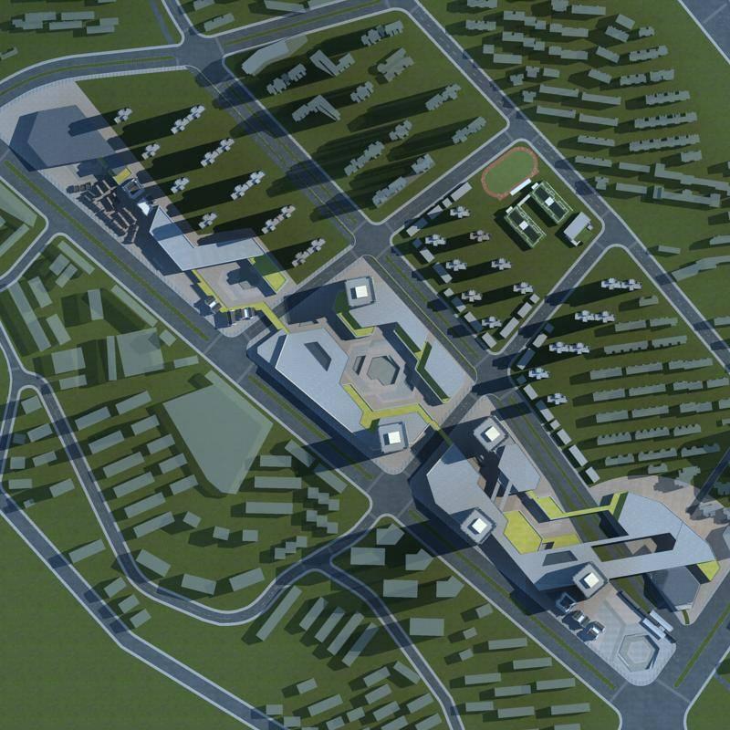 合肥老火车站规划