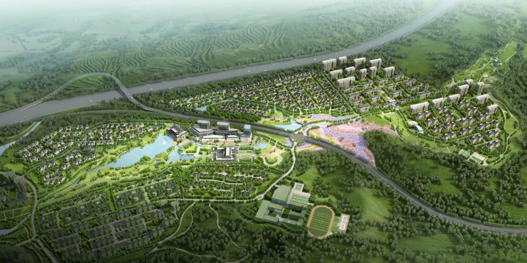 济景南山国际规划