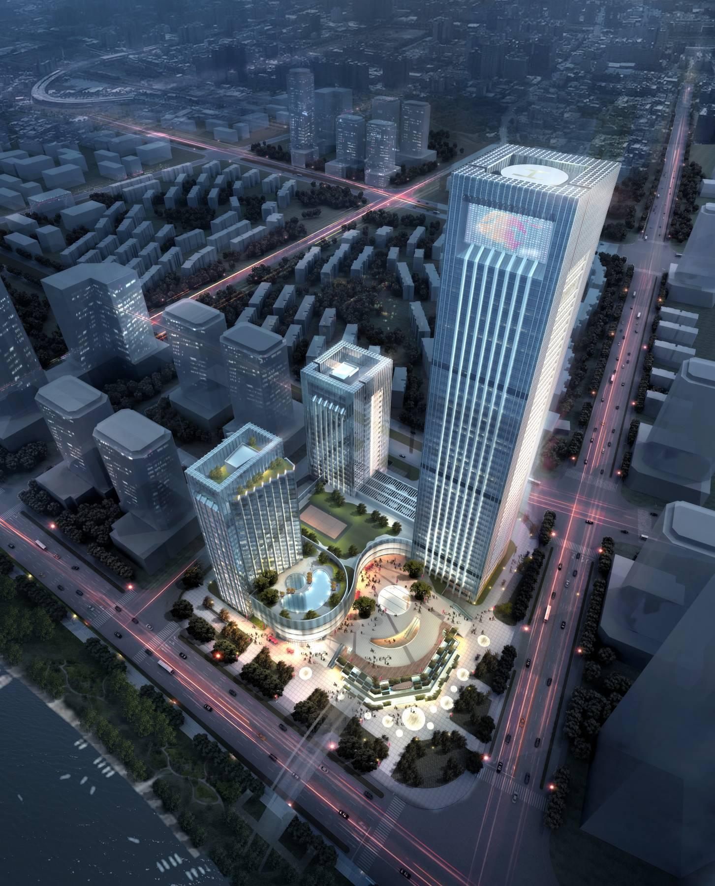 南昌国际商业中心