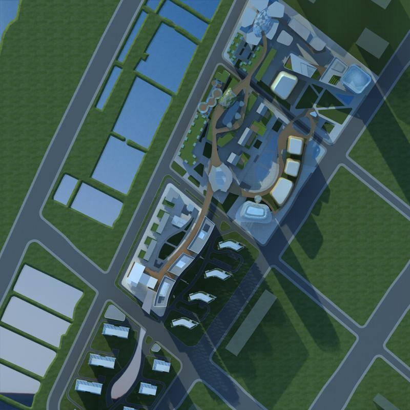 南京科技园区规划