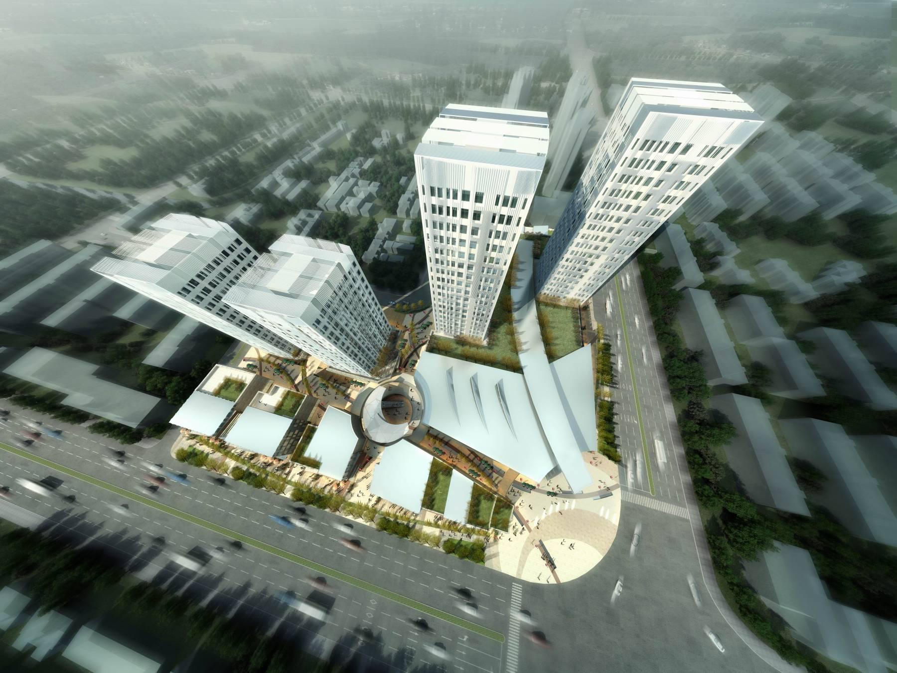 上海奉贤南桥项目