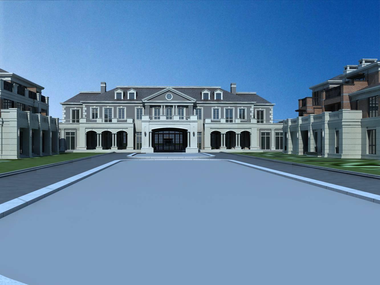 欧式住宅规划