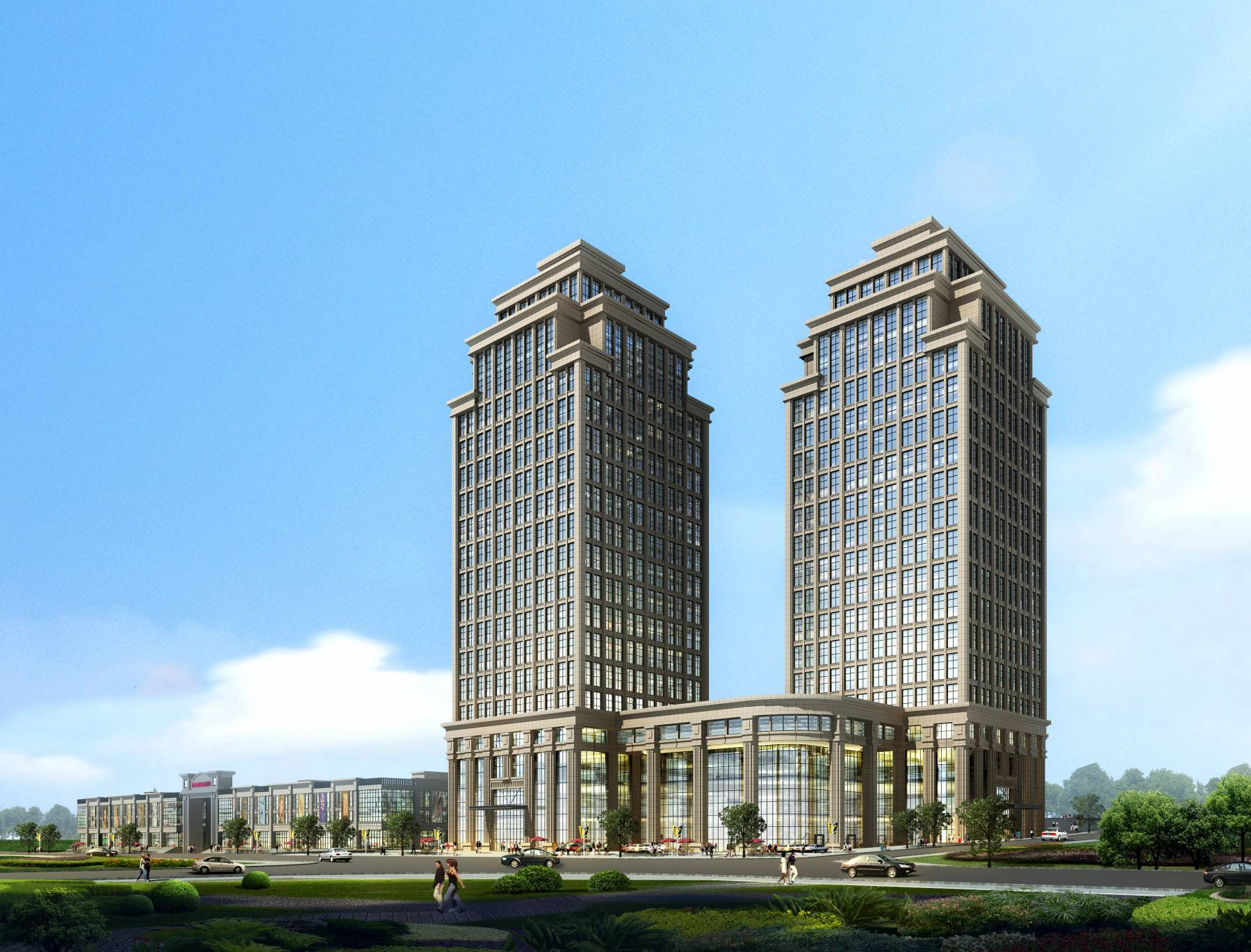 渝东市国际建材城