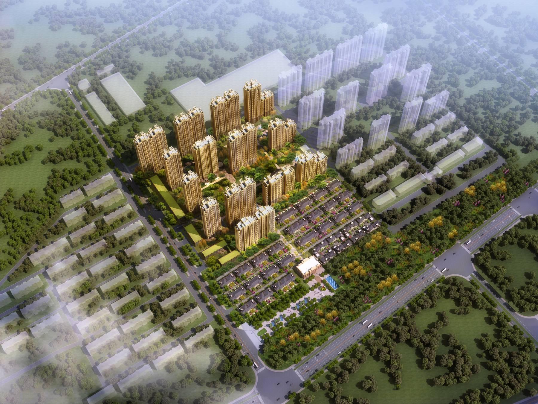 大型住宅规划