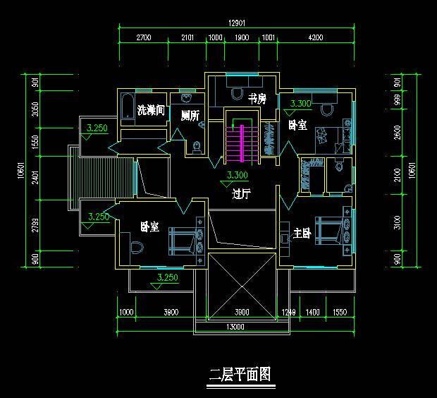 中式风格别墅