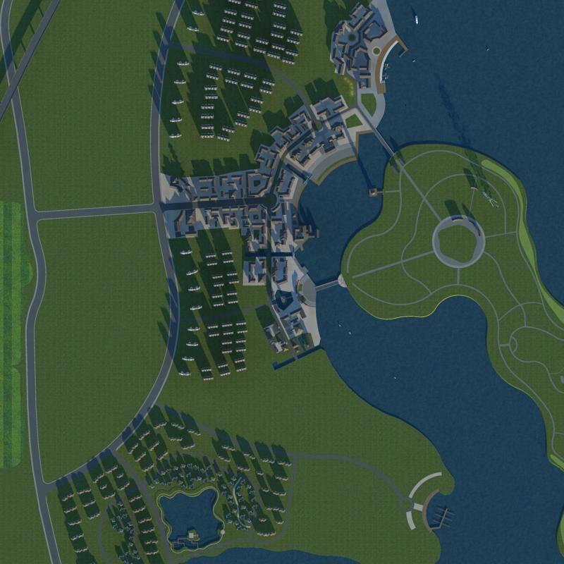 六指城乡规划