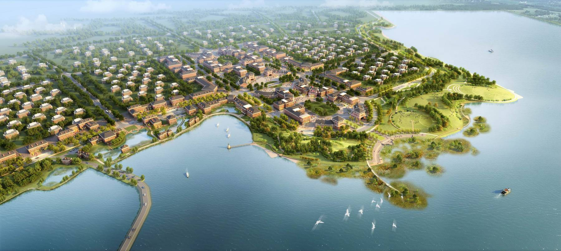 淄博滨湖项目