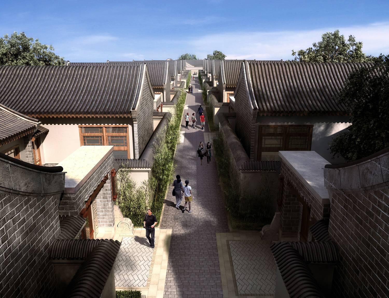 双街镇文化街