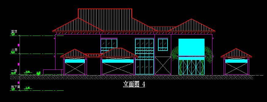 中式风格豪华别墅