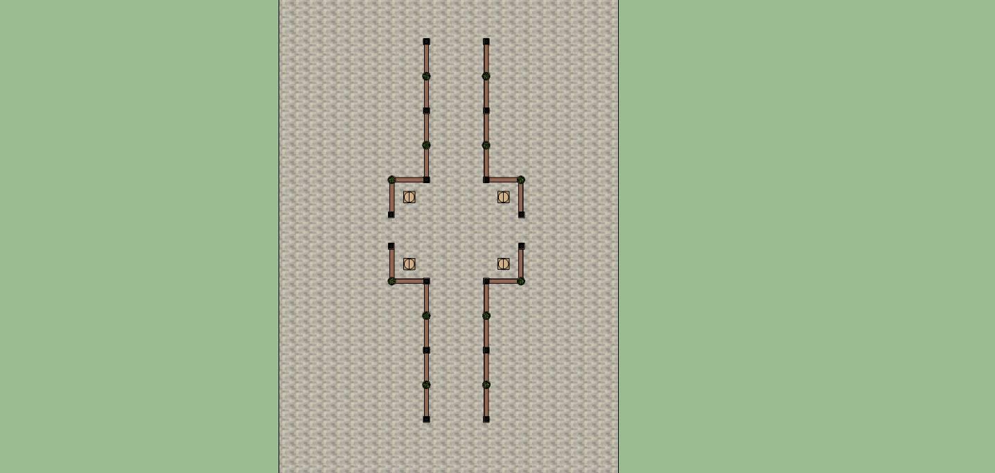 建筑构件-栏杆
