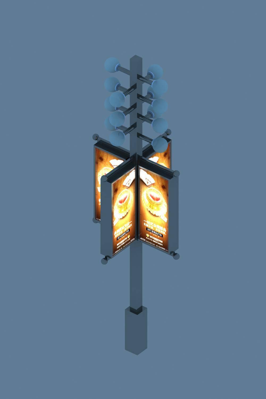 城市家具--路灯
