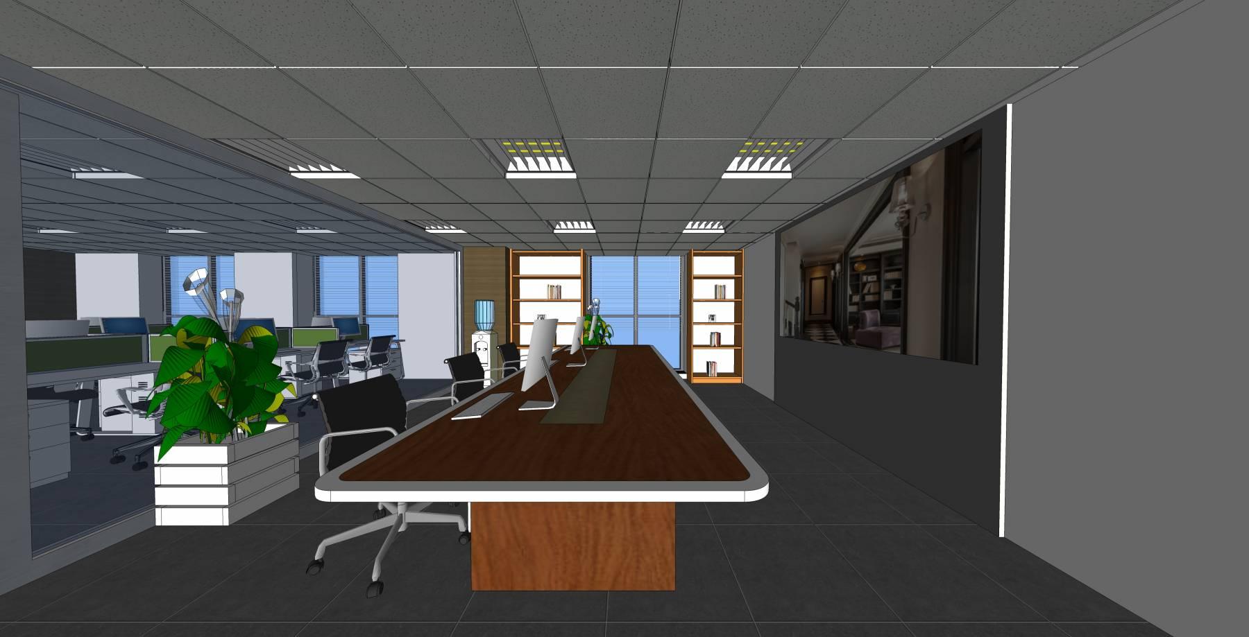 办公室室内