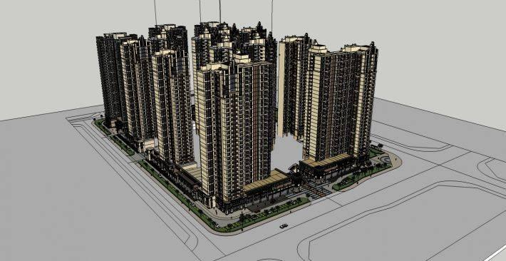 ARTDECO住宅+商业