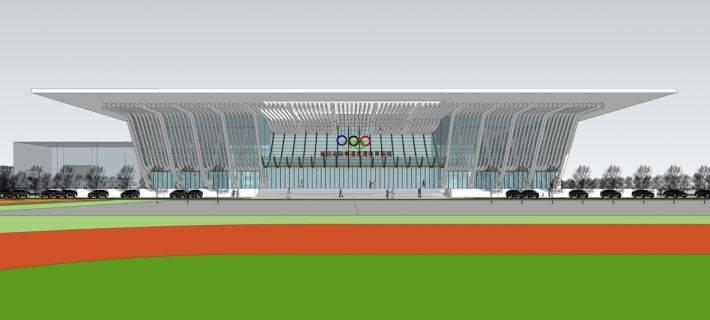现代公建体育馆