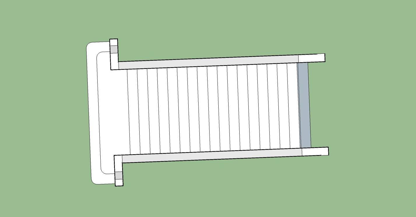 建筑构件-楼梯