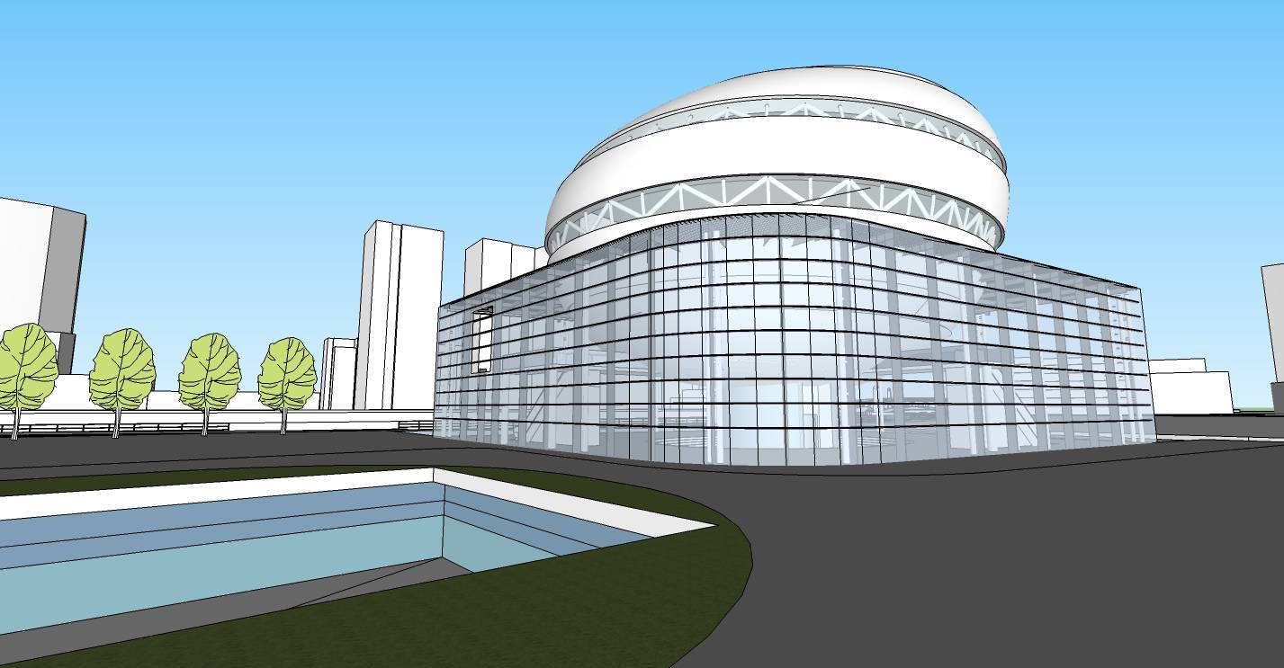 概念办公楼