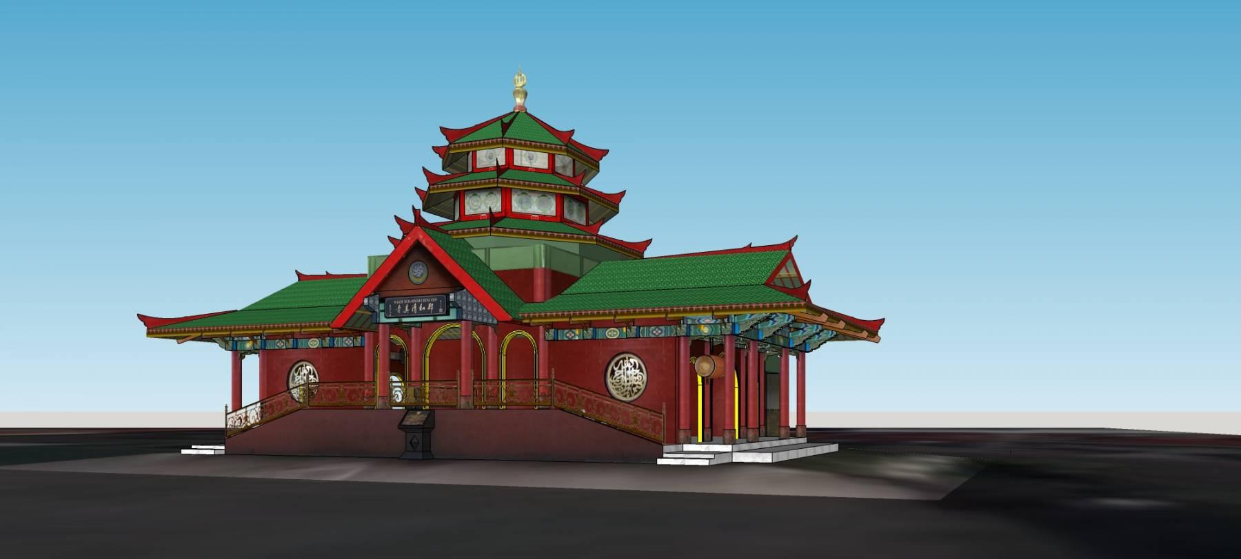 郑和清真寺