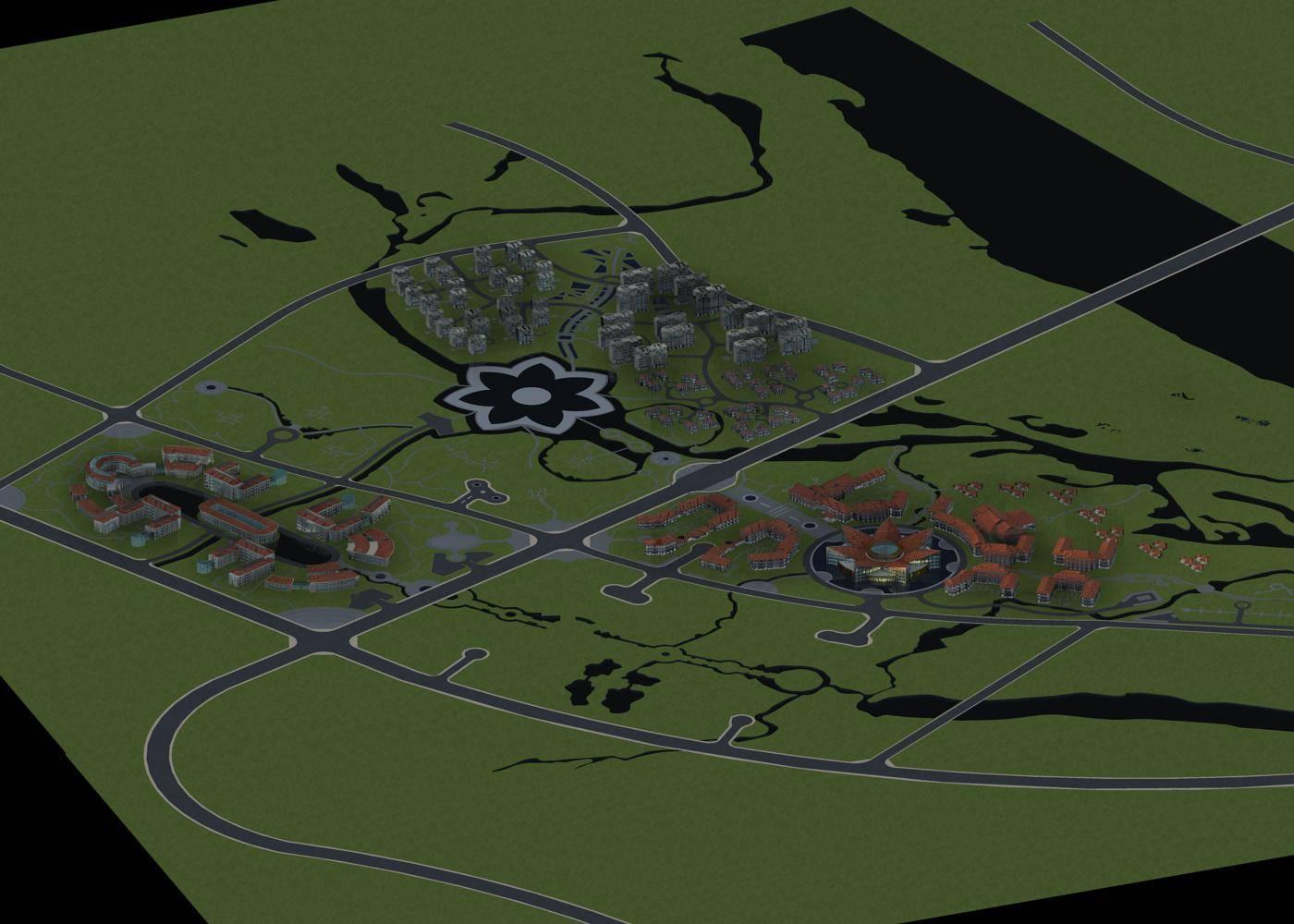 博鳌乐城规划
