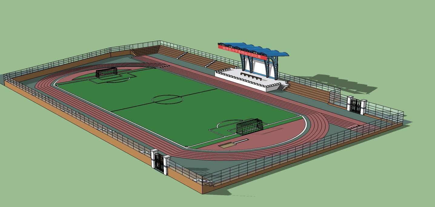 体育场及看台