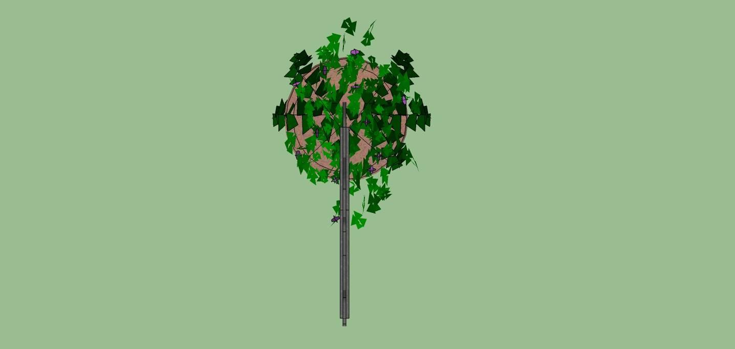 景观-花篮