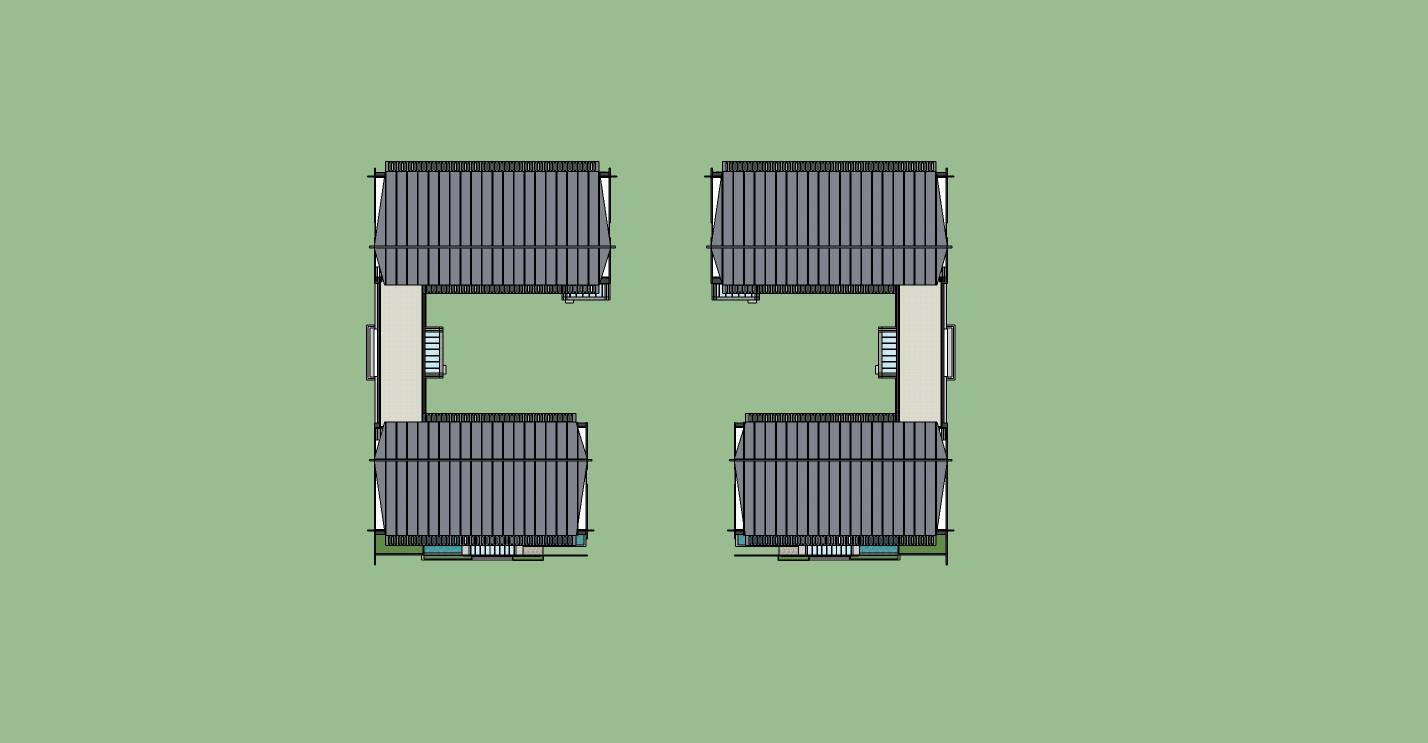 中式风格办公楼